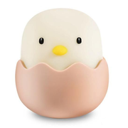 MEGALight Dr. Kunde EGGY EGG baby night-light Freestanding Pink, White LED 1.2 W