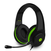 STEALTH Gaming SX-01 Headset Head-band 3.5 mm connector Black, Green