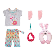 BABY born Bath Deluxe Good Night Doll clothes set