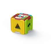 Tiny Love 2 in 1 Shape Sorter & Puzzle