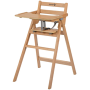 Safety 1st Nordik Traditional high chair Hard seat Wood