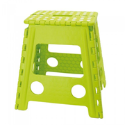 M&B Collection KK-703LI outdoor stool Square Lime Plastic