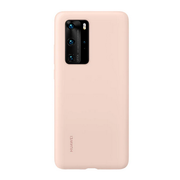 """Huawei Silicon Case mobile phone case 15.5 cm (6.1"""") Cover Pink"""