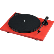 Pro-Ject Primary E Belt-drive audio turntable Red