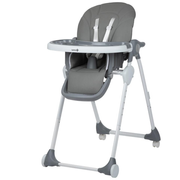 Safety 1st 2777191000 high chair Traditional high chair Padded seat Grey