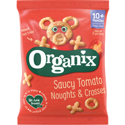 Organix 5848.548 baby snack meal 15 g