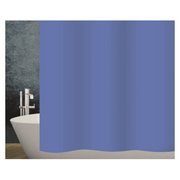 Diaqua Basic shower curtain Ring Polyester Blue