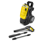 Kärcher K 7 Compact pressure washer Electric 600 l/h Black, Yellow