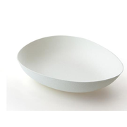 Sier Disposables 57136 dining plate Salad plate Other White 40 pc(s)