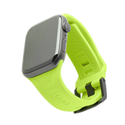 Urban Armor Gear Scout Band Lime Silicone