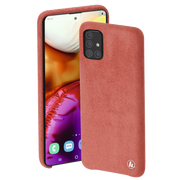 """Hama Finest Touch mobile phone case 17 cm (6.7"""") Cover Coral"""