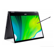 "Acer Spin 5 SP513-54N-70JH LPDDR4x-SDRAM Hybrid (2-in-1) 34.3 cm (13.5"") 2256 x 1504 pixels Touchscreen 10th gen Intel® Core™ i7 16 GB 512 GB SSD Wi-Fi 6 (802.11ax) Windows 10 Pro Grey"
