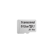 Transcend microSD Card SDXC 300S 512GB with Adapter