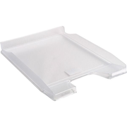 Biella 011423503BID desk tray/organizer Transparent