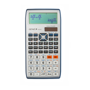 Genie 92 SC calculator Pocket Scientific Blue, Silver