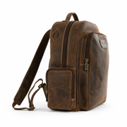 Gillis London 7752B#G camera case Backpack Brown