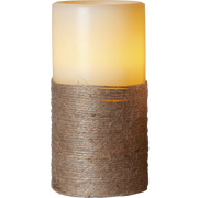 Star Trading 062-22 electric candle 0.07 W LED Brown, White
