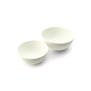 Sier Disposables 57036 dining bowl Dip bowl 0.15 L Round White