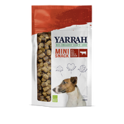 Yarrah Organic mini snack for dogs