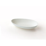 Sier Disposables 57122 dining plate Appetizer plate Oval White 40 pc(s)