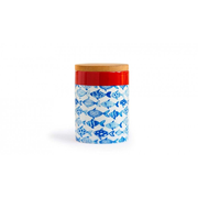 REMEMBER PDS05 Round Jar 0.275 L Blue, Red, White
