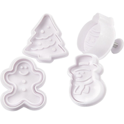 Creativ Company 782870 cookie cutter White
