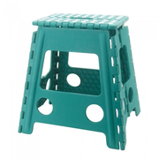 M&B Collection KK-703NBG outdoor stool Square Green Plastic