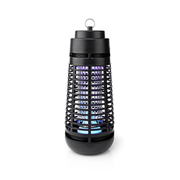 Nedis INKI112CBK6 insect killer/repeller Suitable for indoor use Suitable for outdoor use Black
