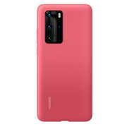 """Huawei Silicon Case mobile phone case 16.7 cm (6.58"""") Cover Red"""