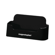 Magnetoplan 43165 business card holder Polystyrene Black