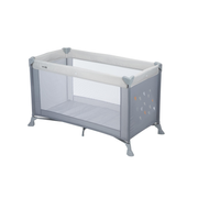 Safety 1st Soft Dreams Baby cot Grey
