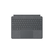 Microsoft Go Type Cover Platinum QWERTZ English