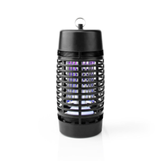 Nedis INKI112CBK4 insect killer/repeller Suitable for indoor use Suitable for outdoor use Black