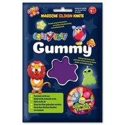 CrazyClay Gummy Modelling clay 30 g Violet 1 pc(s)