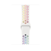 Apple MYD62ZM/A smartwatch accessory Band Multicolour, White Fluoroelastomer