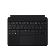 Microsoft Surface Go Type Cover Black Microsoft Cover port AZERTY Belgian, French