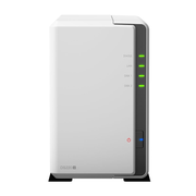 Synology DiskStation DS220j NAS Desktop Ethernet LAN White RTD1296