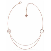 GUESS UBN79048 necklace Woman Stainless steel
