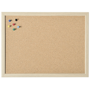 Magnetoplan 121921 bulletin board Fixed bulletin board Brown Cork