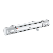 GROHE Grohtherm 1000 Performance Chrome Wall