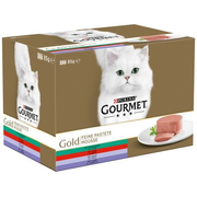 Purina GOURMET 12354480 cats moist food 85 g