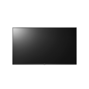 "LG 55UL3G-B signage display Digital signage flat panel 139.7 cm (55"") IPS 4K Ultra HD Black Web OS"