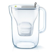 Brita Style Pitcher water filter 2.4 L Grey, Transparent