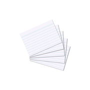 Herlitz 10621464 index card White 100 pc(s)