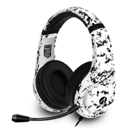 STEALTH Gaming XP – CONQUEROR Headset Head-band 3.5 mm connector Black, White