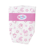 BABY born 826508 doll accessory Doll diapers