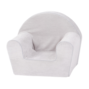 Knorrtoys 68365 children's seat Baby/kids armchair Padded seat Grey
