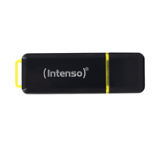 Intenso High Speed Line USB flash drive 256 GB USB Type-A 3.2 Gen 1 (3.1 Gen 1) Black, Yellow
