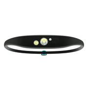 Knog Quokka Black Headband flashlight LED