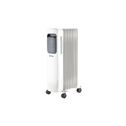 Sonnenkönig OFR 7 LCD Indoor Black, White 1500 W Oil electric space heater